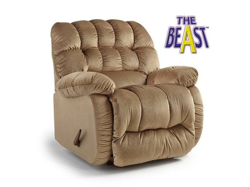 Roscoe Big Man S Recliner Gallery Home Furnishings