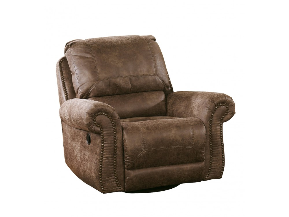 Oberson Swivel Glider Recliner Gallery Home Furnishings