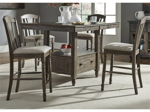 Candlewood Gathering Table Dining Set