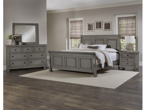 Refelctions Bedroom - Pewter