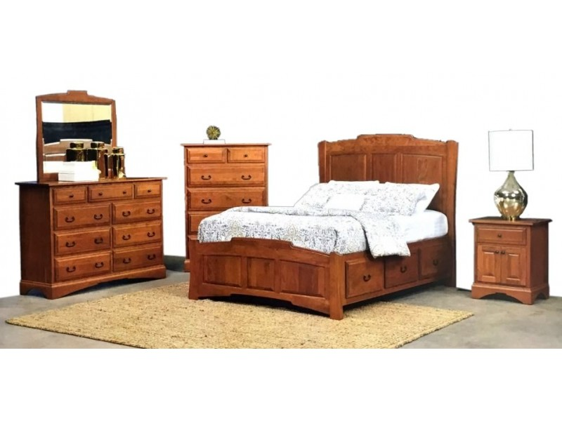 Briarwood Bedroom Amish Made Bedroom Group