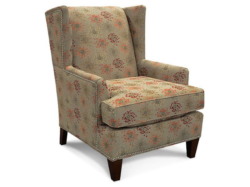 V474N Arm Chair with Nails