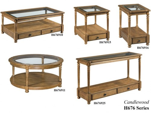 Candlewood Tables