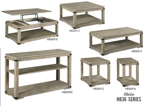 Marin Tables