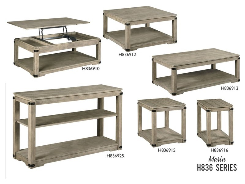Marin Tables