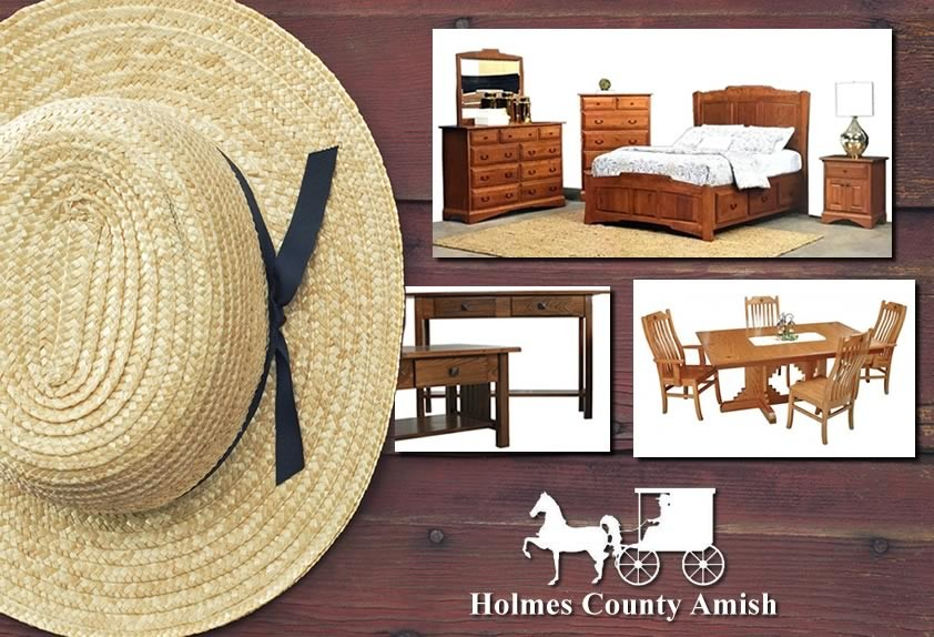 Holmes County Amish Furniture